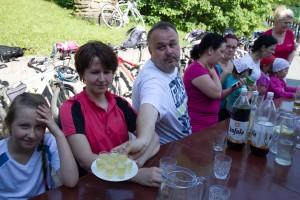 Rowerówka 2014 - napoje jonowe