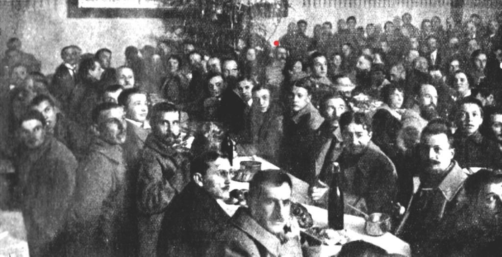 1) 1914, 12 24, Wigilia w Nawsiu