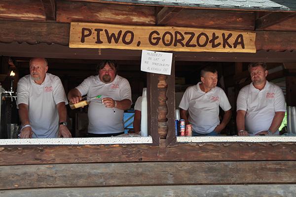 69 Gorolski Święto - stoisko PZKO Nawsie