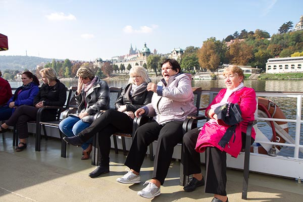 Wycieczka do Pragi
