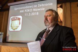 Zebranie spawozdawcze - Nawsie 2018