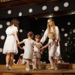Jasełka - Spotkanie ze świętymi