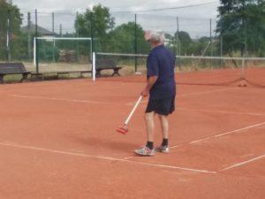 Pierwszy Turniej Tenisa PZKO Nawsie
