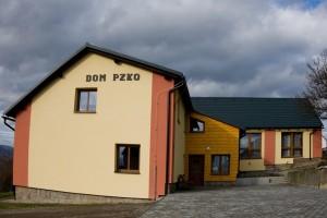 Dom PZKO po dokonanej rekonstrukcji