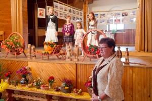 Historia - wystawa Klubu kobiet
